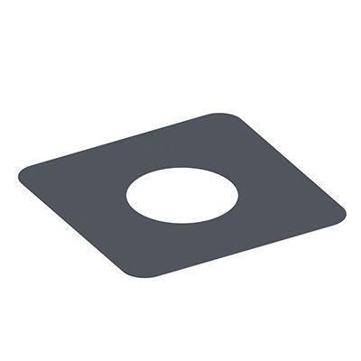 SOPREMA Manschette | für Dachablauf und Aufstockelement | PVC | basaltgrau