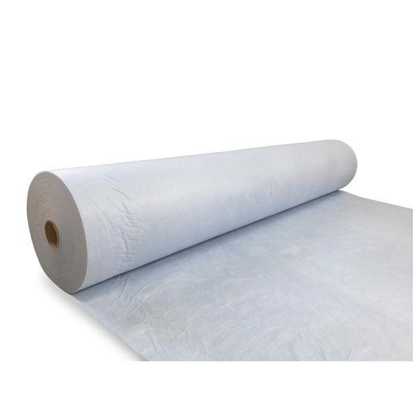 Polyestervlies 300 g/m² bohrbar | DIN 4102 B2 | Abm.: 2 m x 50 m (100 m²/Rolle) | Trenn- und Schutzv