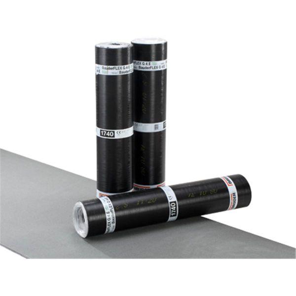 Bauder FLEX G4E feinbestreut/Folie | Abm.: 5 m x 1,0 m (5 m²/Rolle) | 30 Rollen/Palette