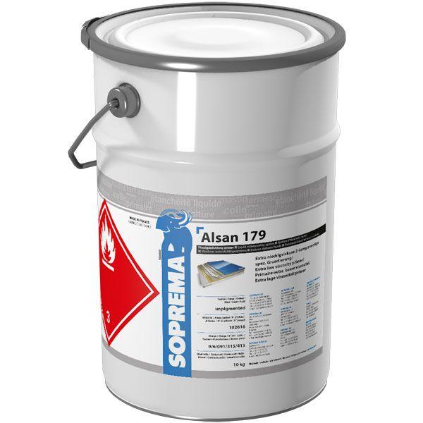 ALSAN 179 | Poren-, Rissverfüller und Verfestiger von zementgebundenen Untergründen | 10,0 kg/Gebind