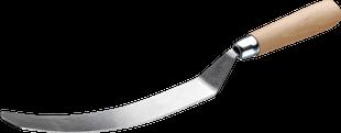 Freund® Hannoversche Dachkelle | Holzgriff | 230 mm x 30 mm