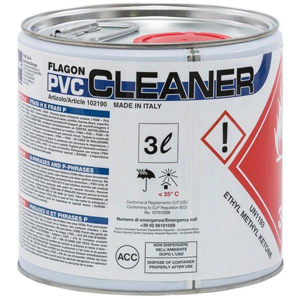 SOPREMA FLAGON PVC-Reiniger   3l / Gebinde