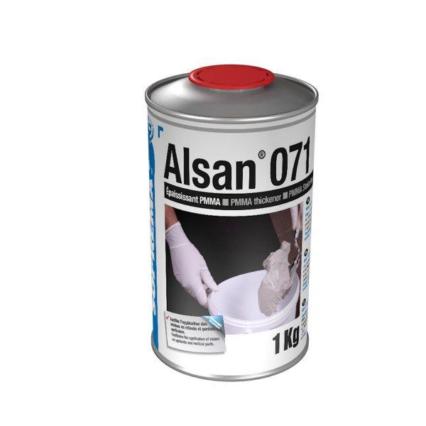 ALSAN 071 Flüssig   Stellmittel für PMMA-Harze   1,0 kg / Gebinde
