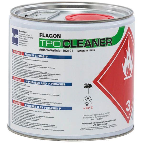 SOPREMA FLAGON FPO Reiniger | FPO-Reiniger Nahtaktivierungsmittel | 3 l /Gebinde