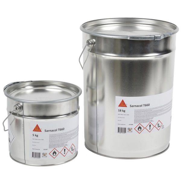 Sika® Sarnacol® T 660 | Kontaktklebstoff für An- und Abschlüsse